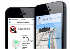Application GPS smartphone Navigate 6