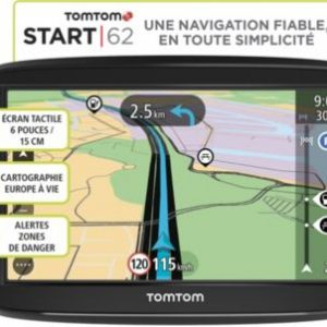 GPS Tomtom Start 62 Europe 48 pays