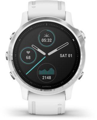 Montre sport GPS Garmin FENIX 6S BLANC