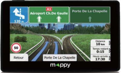 GPS Mappy ULTI E 538