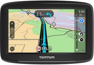 GPS Tomtom Start 42 Europe 48 pays + Zone de danger